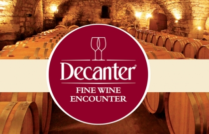 Decanter Fine Wine Encounter